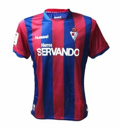 @Eibar Camiseta Local 14/15 #9ine