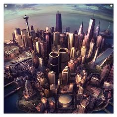Foo Fighters New Album 'Sonic Highways' Set For Nov. 10th Release