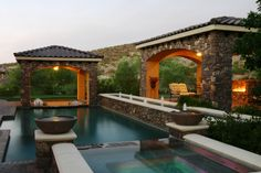 The ORIGINAL Pebble Tec Pool Finishes deliver enduring elegance and durability. There's nothing like a Pebble Pool Finish. Outdoor Kitchen Patio, Outdoor Living, Pool Finishes, Luxury Pools, Building A Pool, Pool Builders, Custom Pools, Cool Pools, Awesome Pools