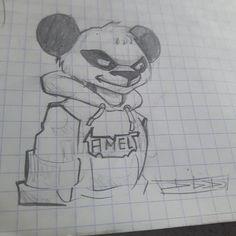 Mini Panda #handdrawn #doodle #sketch #drawn #dessins #dibujo #guy #characterdesign #characters#animal #cartoon #panda #digitalart #cartoonstyle #comics #digitalart #krita #sketchbook#DGDODRAW #disegno #drawingoftheday #digital #drawings