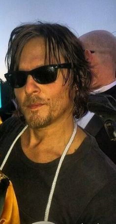 Norman Reedus in New Orleans