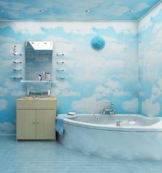 Отделка ванной комнаты пластиковыми панелями | СтройРемонт