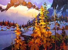 Michael O'Toole, 1963 ~ Impressionist painter
