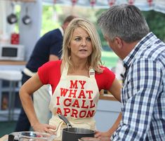 """Storm in a cupcake: How Miranda star sparked pandemonium after question over 'edible glitter' she used on Great British Bake Off reveals it's 'not to be consumed'"" How can you put something on a cupcake and not know if whether it's safe to eat or not? [Just sayin'!]"