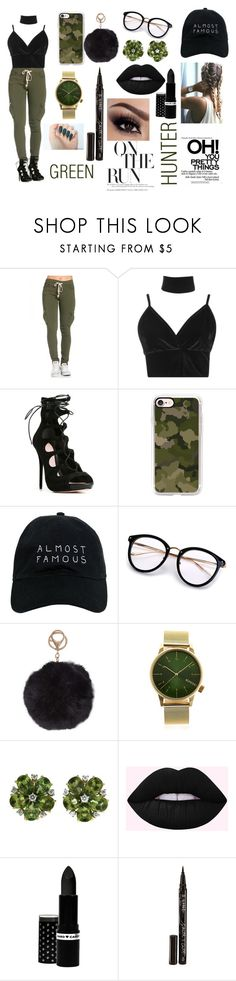 """""""Do you guys like how I set this up?"""" by queen71304 ❤ liked on Polyvore featuring Boohoo, Alexander McQueen, Casetify, Nasaseasons, Humble Chic, Komono, Valentin Magro, Hard Candy and Smith & Cult"""