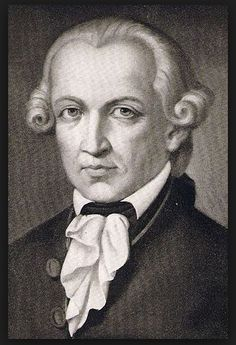 """Immanuel Kant: """"The Categorical Imperative"""". Immanuel Kant (1724/1804).-"""