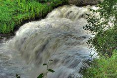 0011 Glen Falls Of Williamsville New York Series