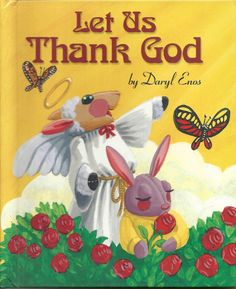 Your Childs Personalized Prayer Gift Let Us Thank God