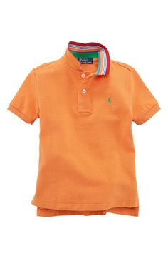 Ralph Lauren Polo (Toddler) available at  Nordstrom Polo Outfit, My Boys, 2210651b72e