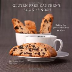 Gluten Free Canteen's Book of Nosh: Baking for Jewish Holidays & More ** Click image to review more details.