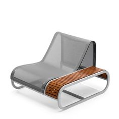 TANDEM OUTDOOR LOUNGE CHAIR