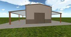 Cool 3D #marketing http://ift.tt/2rMIXFb #barn #workshop #greenhouse #garage #roofing #DIY