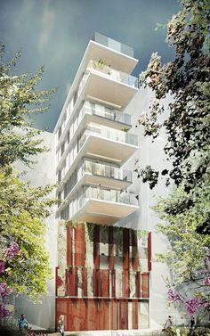 (RJ) Rio de Janeiro | Ipanema | Residencial Barão da Torre | Cité Arquitetura - SkyscraperCity