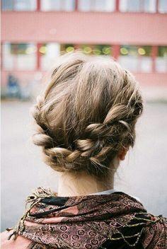 Amazing braind #hairstyle