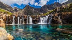 Le piscine delle fate si trovano in Scozia e coniugano la magia con la natura selvaggia
