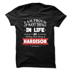 HARDISON-the-awesome - #white hoodie #cute sweatshirt. I WANT THIS => https://www.sunfrog.com/LifeStyle/HARDISON-the-awesome-81701338-Guys.html?68278