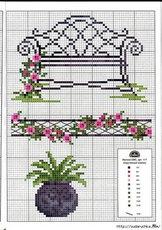 This Pin was discovered by Mer Cross Stitch Tree, Mini Cross Stitch, Cross Stitch Needles, Cross Stitch Cards, Cross Stitch Borders, Cross Stitch Flowers, Cross Stitch Designs, Cross Stitching, Cross Stitch Embroidery