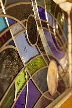 Close Up Water Lighting, Close Up, Stained Glass, Cuff Bracelets, Jewelry, Glass Art, Jewlery, Jewerly, Schmuck