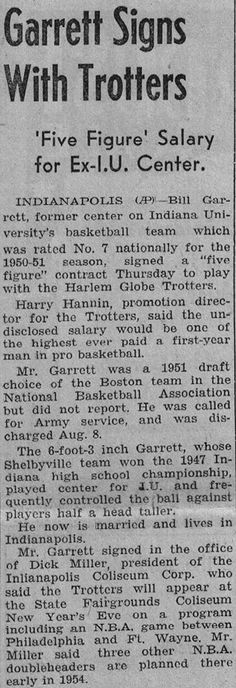"""""""September 18, 1953"""""""
