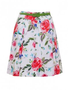 Rouge Rose Skirt - another Review skirt that sits happily in my closet among my favourite skirts.
