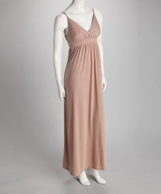 Maxi dresses on Zulily today. Wanting to wear them now!