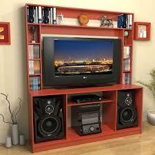 Resultado de imagen para modelo de muebles para tv y for Amoblar departamentos pequenos