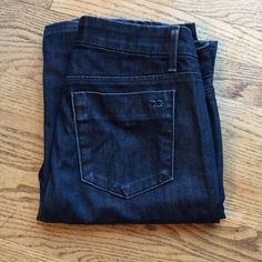 Joe's boot cut dark denim jeans Like new! Joe's Jeans Jeans