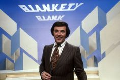 Sir Terry Wogan presents Blankety Blank in 1979