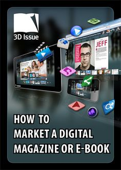 Free eBook Download: How to Market a Digital Magazine or eBook