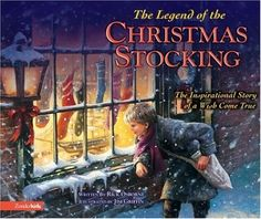 Legend Of The Christmas Stocking [Hardcover]