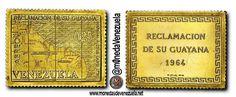 Lucha Numismática y Postal por nuestra Guayana Esequiba