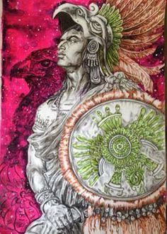 """""""Whenever a warrior decides to do something, he must go all the way, but he must take responsibility for what he does. No matter what he does, he must know first why he is doing it, and then he must proceed with his actions without having doubts or remorse about them."""" ~ Don Juan Matus Carlos Castaneda, Zentangle, Don Juan, All The Way, Chicano, Black Is Beautiful, Black History, Something To Do, No Response"""