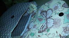 Женские сумки ручной работы. Ярмарка Мастеров - ручная работа Текстильная сумка, холдер для документов. Handmade.