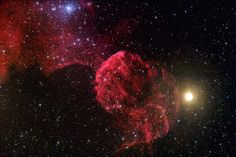 IC443 Super Nova Remnant