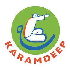 Logotipo para una Escuela de Kundalini Yoga de Almería.