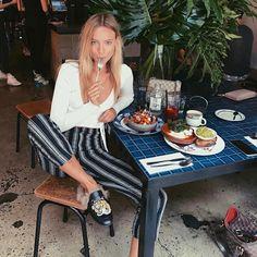 """7,024 Me gusta, 10 comentarios - Brandy Melville Spain (@brandymelvillespain) en Instagram: """"#brandyspain tilden pants"""""""