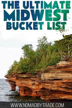 See the best of the Midwest United States with this bucket list full of the best things to do in Illinois, things to do in Indiana, things to do in Iowa, things to do in Michigan, things to do in Minnesota, things to do in Missouri, things to do in Ohio, and things to do in Wisconsin. #Midwest #USA #Michigan #Indiana #Illinois #Iowa #Minnesota #Missouri #Ohio #Wisconsin #BucketList #travel #wanderlust