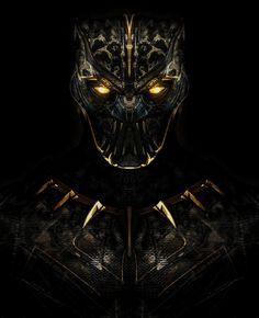 Marvel Art, Marvel Dc Comics, Marvel Heroes, Marvel Characters, Black Panther Art, Black Panther Marvel, Wakanda Marvel, Golden Jaguar, Black Comics
