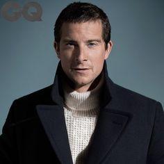 Bear Grylls covers British GQ - February 2015 - GQ.COM (UK)