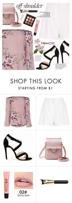 """Newchic Anniversary Sale!"" by yexyka ❤ liked on Polyvore featuring River Island"