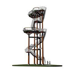Gallery - Observation Tower / Arvydas Gudelis - 31