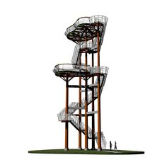 Gallery - Observation Tower / Arvydas Gudelis - 31