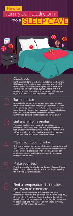 7 Things Your Bedroom Needs for a Good Night\'s Sleep