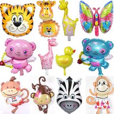 Party Diy Decorations Hight Quality 5 Pieces Balloon Animal Foil Ballon Giraffe Bee Zebra Childrens Toy Ecent Party Diy Decoration Supplies Back To Search Resultshome & Garden