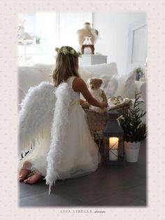 ❥ Christmas angel. Now there are 20 new Christmas angels in Heaven.