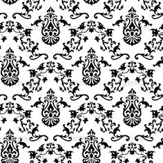 Seamless Classicism pattern — Vector EPS #black #decor • Available here → https://graphicriver.net/item/seamless-classicism-pattern/55694?ref=pxcr