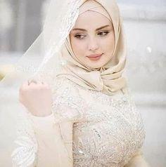 Veil, Hijabs, Embroidery, Style, Fashion, Swag, Moda, Needlepoint, Fashion Styles