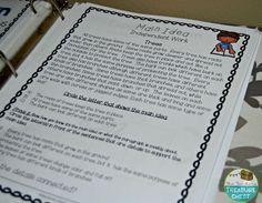 Reading Intervention for Third Grade