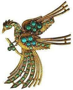 Persian bird pin 600 BC