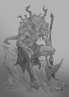 Fantasy World, Dark Fantasy, Fantasy Art, Character Concept, Character Art, Character Design, Creature Concept Art, Creature Design, Fantasy Creatures